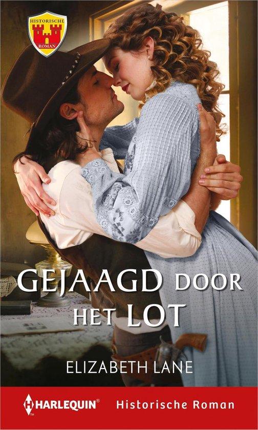 Historische Roman 54 - Gejaagd door het lot - Elizabeth Lane |