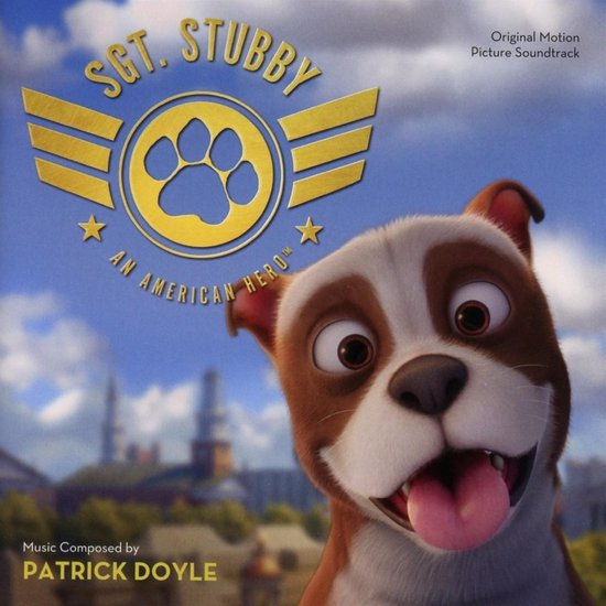 Sgt Stubby: An American Hero