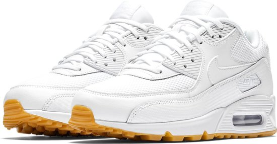 Nike Air Max 90 Sneakers Dames - wit - Maat 38.5