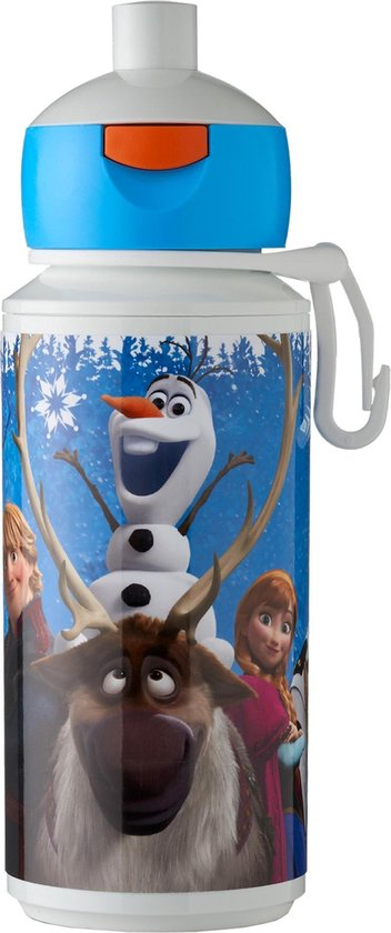 Frozen Drinkfles Pop Up
