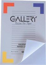 Gallery kalkpapier A4 - 50 vellen