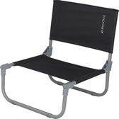 Eurotrail Campingstoel / strandstoel Minor - Zwart