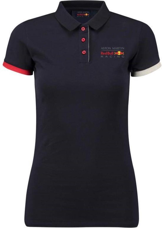 Red Bull Racing - Max Verstappen - Classic Polo Navy - Maat L