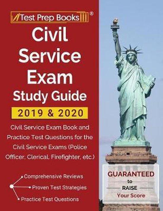 Civil Service Exam Study Guide 2019 & 2020