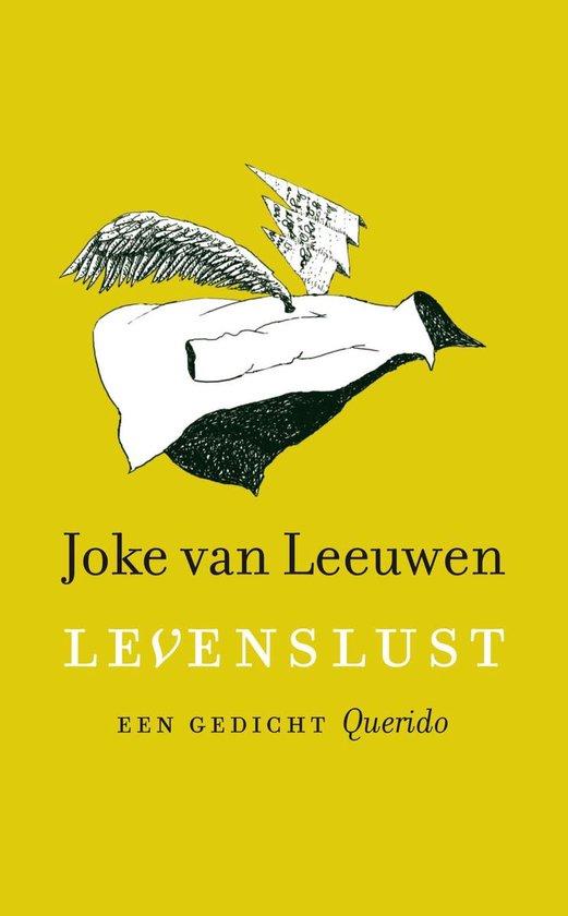 Boek cover Levenslust van Joke van Leeuwen (Paperback)