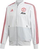 Adidas Manchester United Trainingspak Heren - Grijs - Maat S