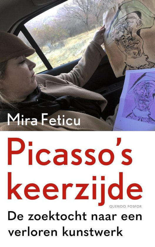 Boek cover Picassos keerzijde van Mira Feticu (Paperback)