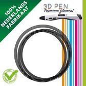 3D-Pen filament - 5M - Antraciet