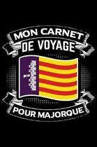 Mon Carnet de Voyage Pour Majorque