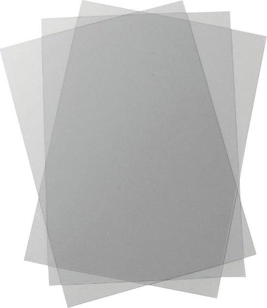 Afbeelding van Voorbladen A4 240 Micron PVC GBC HiClear Pak a 100 Stuks