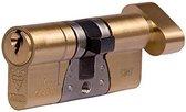 Abus knop cilinderslot E90 met codekaart SKG *** 37mm - 37mm