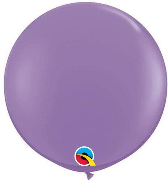 Megaballon Spring Lilac 90 cm 2 stuks