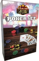 Drinking Poker - Drankspel