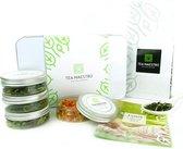 Dutch Tea Maestro - Zelf thee blenden pakket voor thuis - CHEER UP - losse thee - thee cadeau