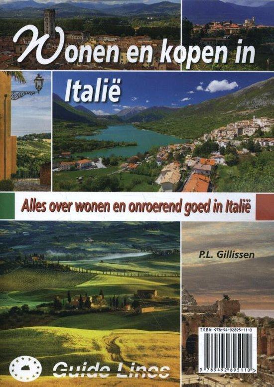 Wonen en kopen in - Wonen en kopen in Italie - Peter Gillissen | Fthsonline.com