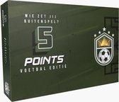 5 Points: voetbal editie