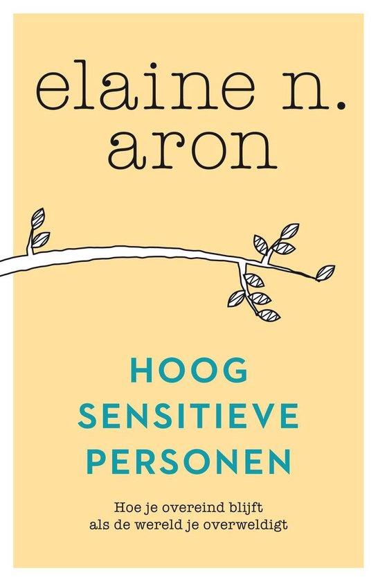 Boek cover Hoogsensitieve personen van Elaine N. Aron (Onbekend)