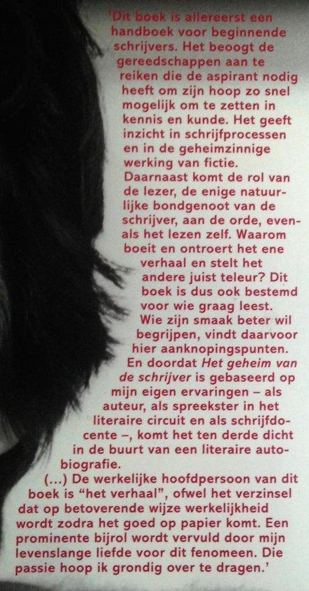 Het Geheim Van De Schrijver - Renate Dorrestein |
