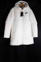 Nike nsw syn fill parka hd AOP white thermore Size S