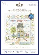 Home Sweet Home Aida Borduurpakket DMC