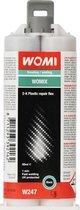 Womi W247 2K Plastic Repair Flex 50ml Zwart
