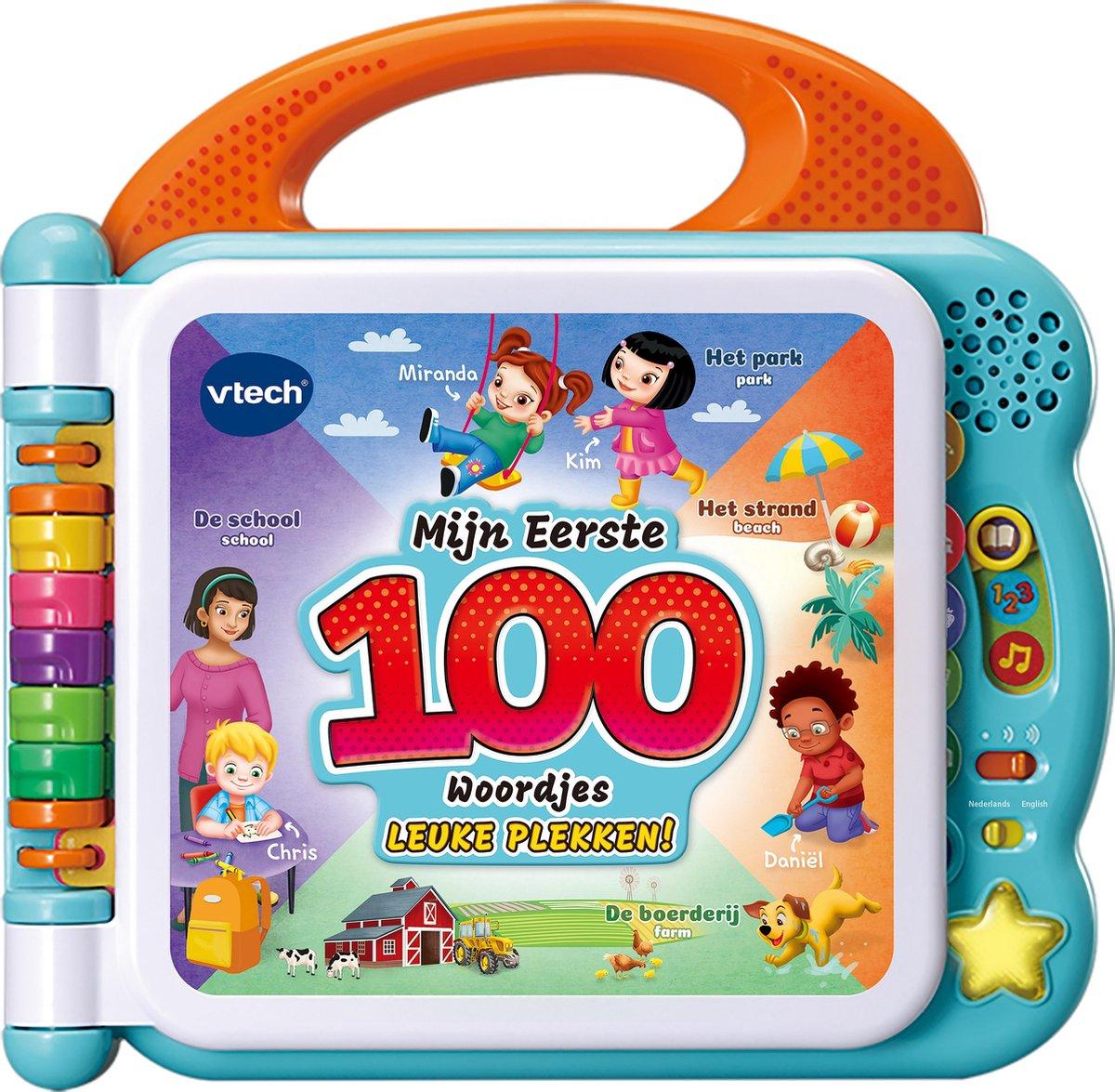 Vtech Baby 100 Woordjes Leuke Plekken