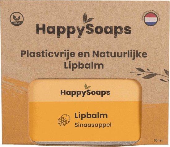 Natuurlijke Lipbalm - Sinaasappel -