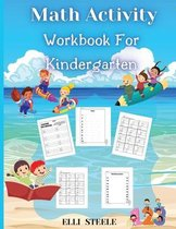 Math Activity Workbook For Kindergarten