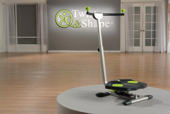 Twist and Shape - Lichaamstrainer - AB Trainer