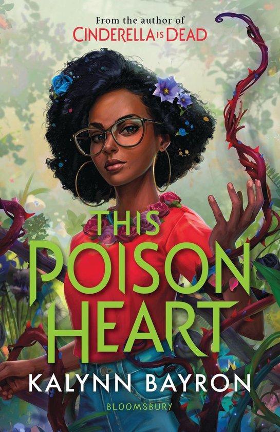 Boek cover This Poison Heart van Kalynn Bayron (Onbekend)
