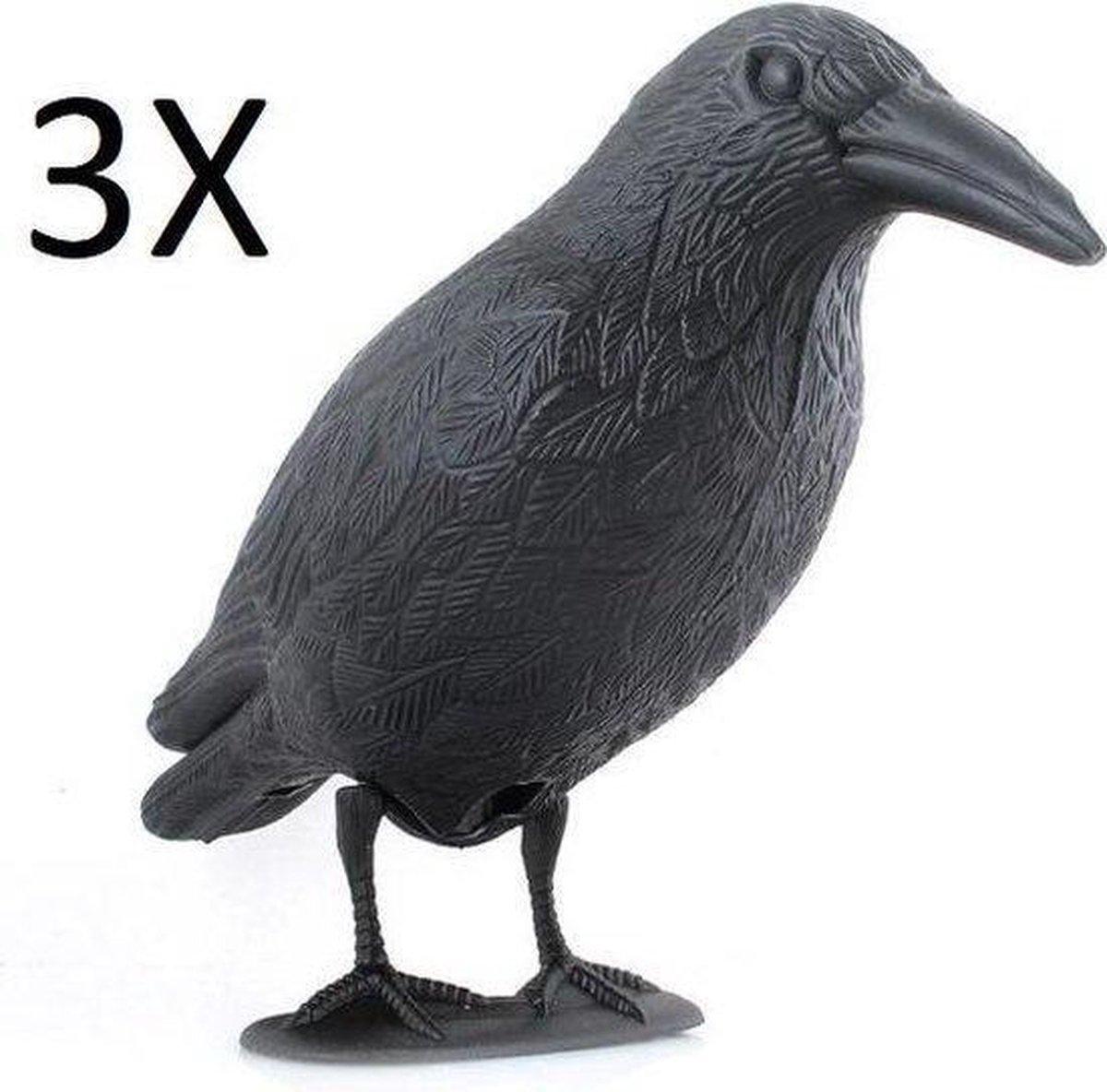 3x XL Duivenverjager