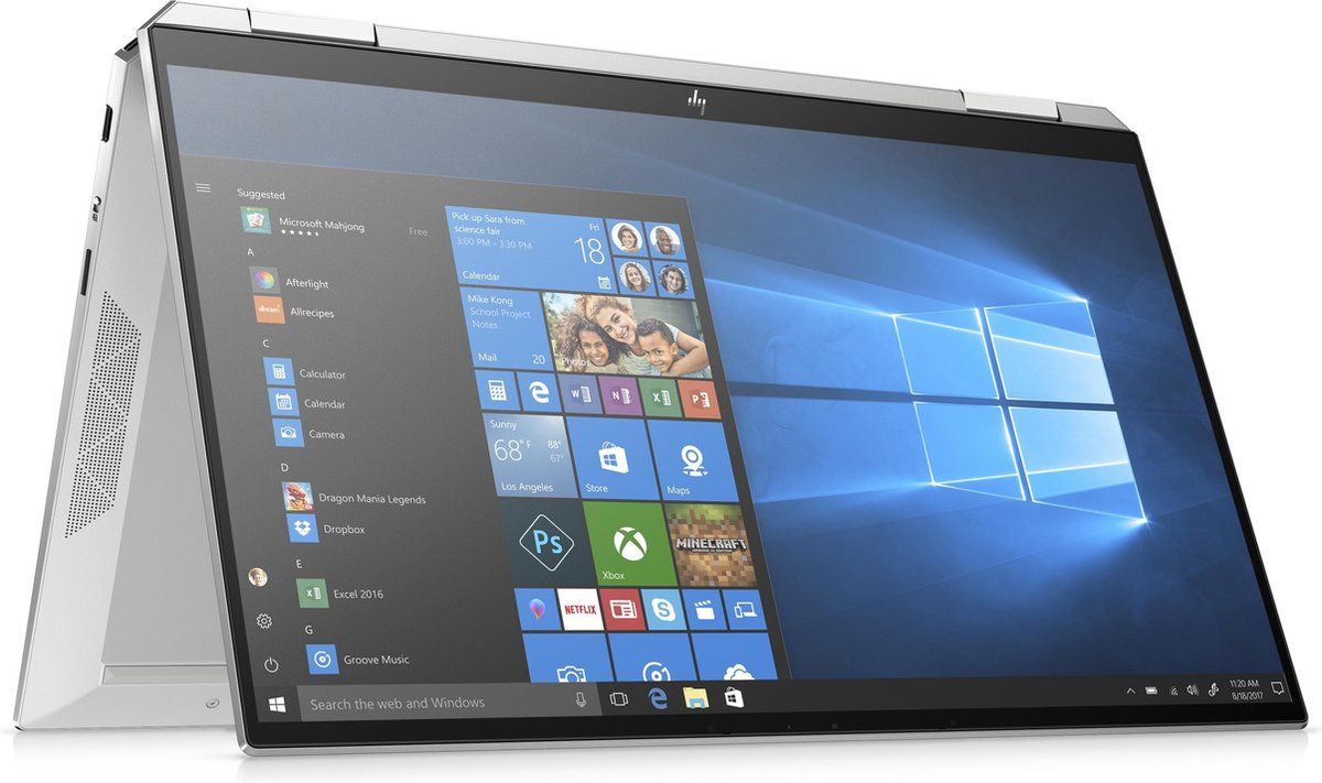 HP Spectre x360 13-aw2200nd Hybride – 2-in-1 laptop – 13.3 inch