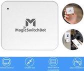 Switchbot - Geen bedrading - Draadloze schakelaar - Schakelaar - Gebruik via app - Aan en uit schakelaar - Drukschakelaar