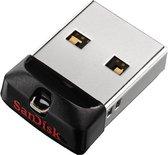 SanDisk Cruzer Fit | 16 GB | USB 2.0A  USB Stick