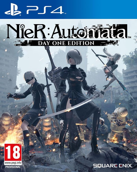 Nier Automata - PS4 - Merkloos