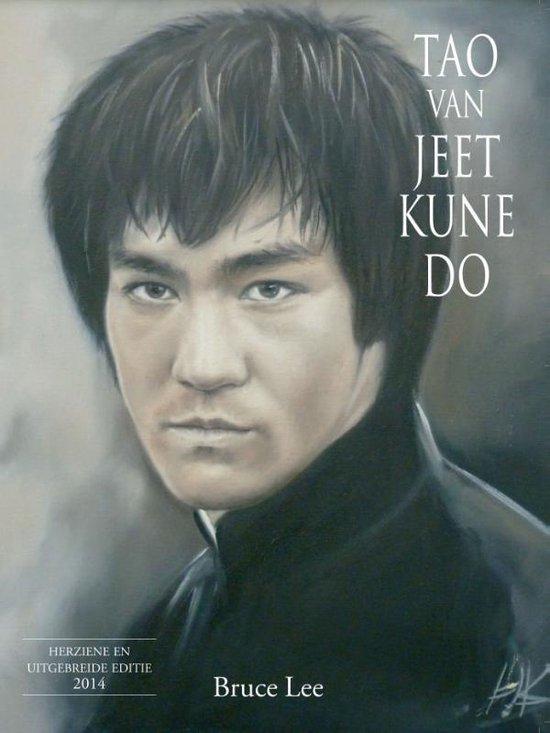 Cover van het boek 'Tao van Jeet Kune Do'