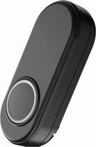 KlikAanKlikUit ACDB-8000AZ - Draadloze deurbel - Zwart