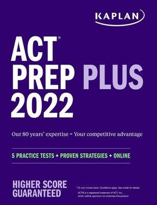 ACT Prep Plus 2022
