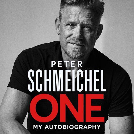 Boek cover One: My Autobiography van Peter Schmeichel (Onbekend)