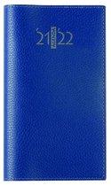 Brepols Lerarenagenda 2021-2022 - Calpe - Blauw - 9 x 16 cm