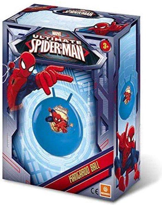 Afbeelding van het spel Springtouw Mondo Spiderman (50 cm) (Refurbished A+)