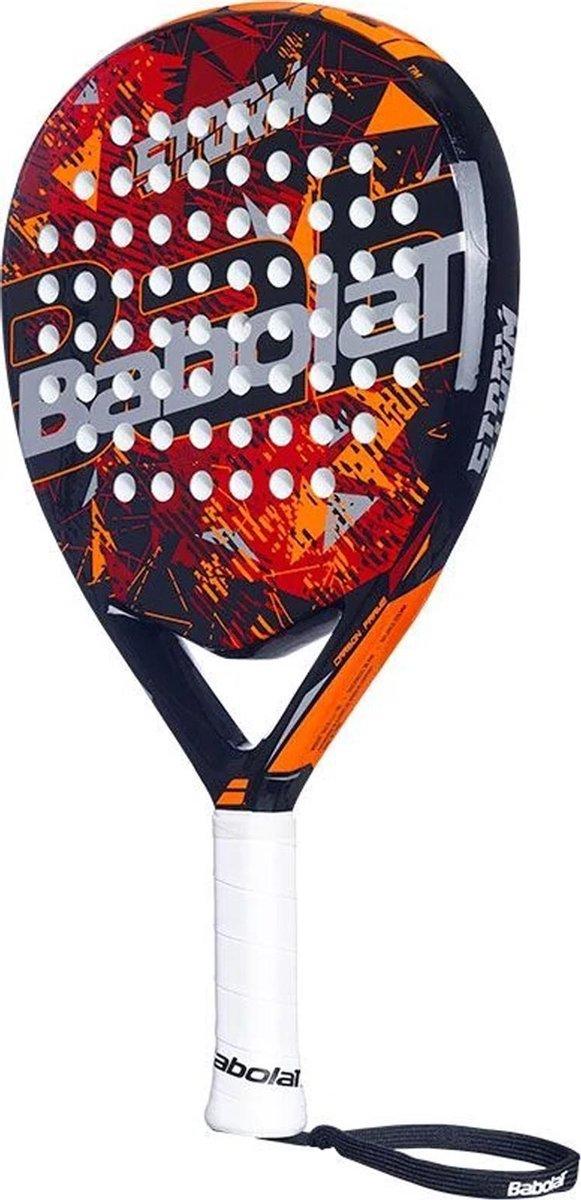 Babolat PadelracketAlle – rood/oranje/zwart