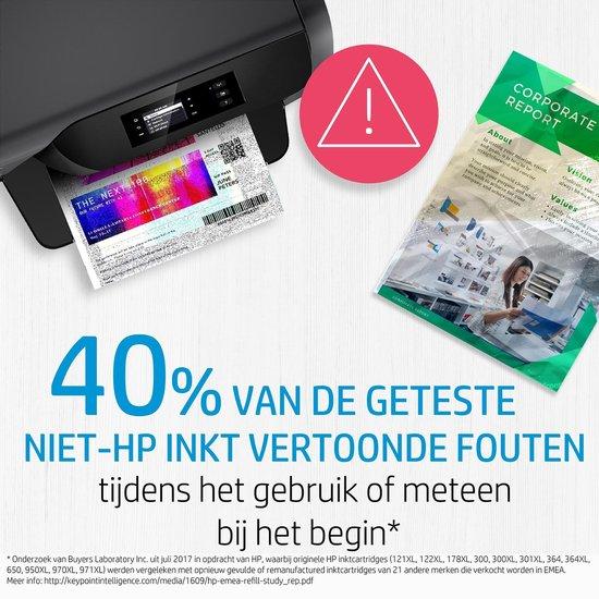 HP 304 - Inktcartridge kleur en zwart + Instant Ink tegoed