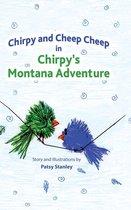 Chirpy and Cheep Cheep in Chirpy's Montana Adventure
