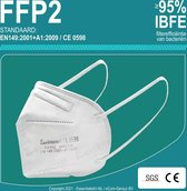 Afbeelding van FFP2 Mondkapje -Mondmaskers -Medische + SponDuct®