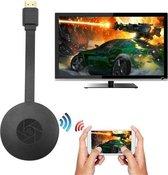 Viatel Wifi - Miracast - HDMI Dongle - Mediaplayer - TV stick - TV screencast mirror - 1080 P - Airplay
