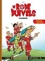 De Rode Duivels: Kleurboek