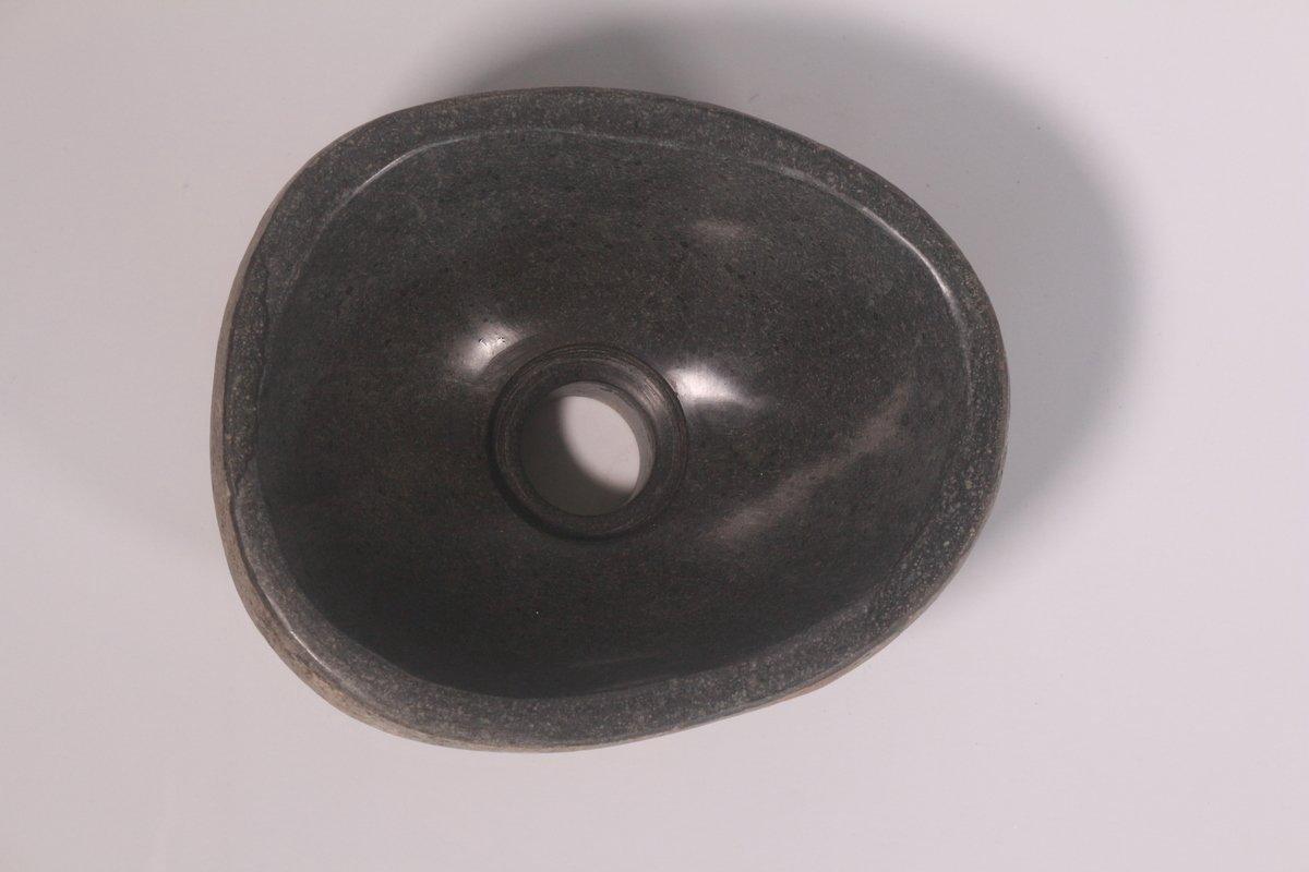Natuurstenen waskom | DEVI-W21-259 | 24x20x12