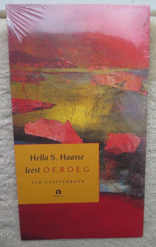 Boek cover Oeroeg - 3 Cd Luisterboek van Hella S. Haasse (Onbekend)