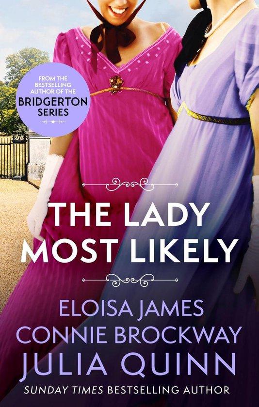 Boek cover The Lady Most Likely van Julia Quinn (Onbekend)